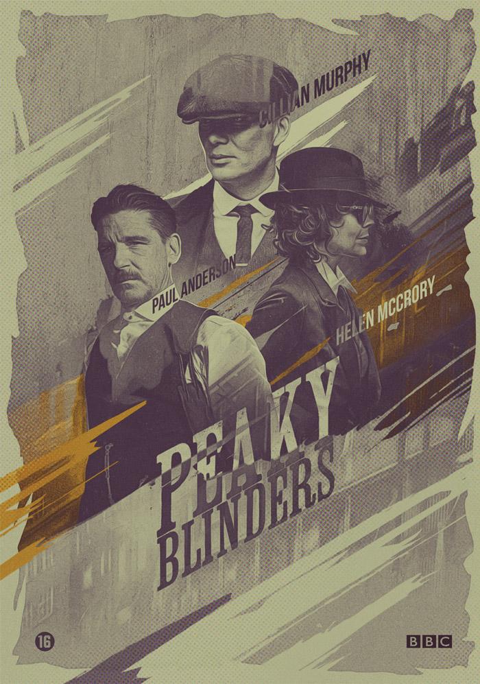 ROSH Studios Peaky Blinders BBC