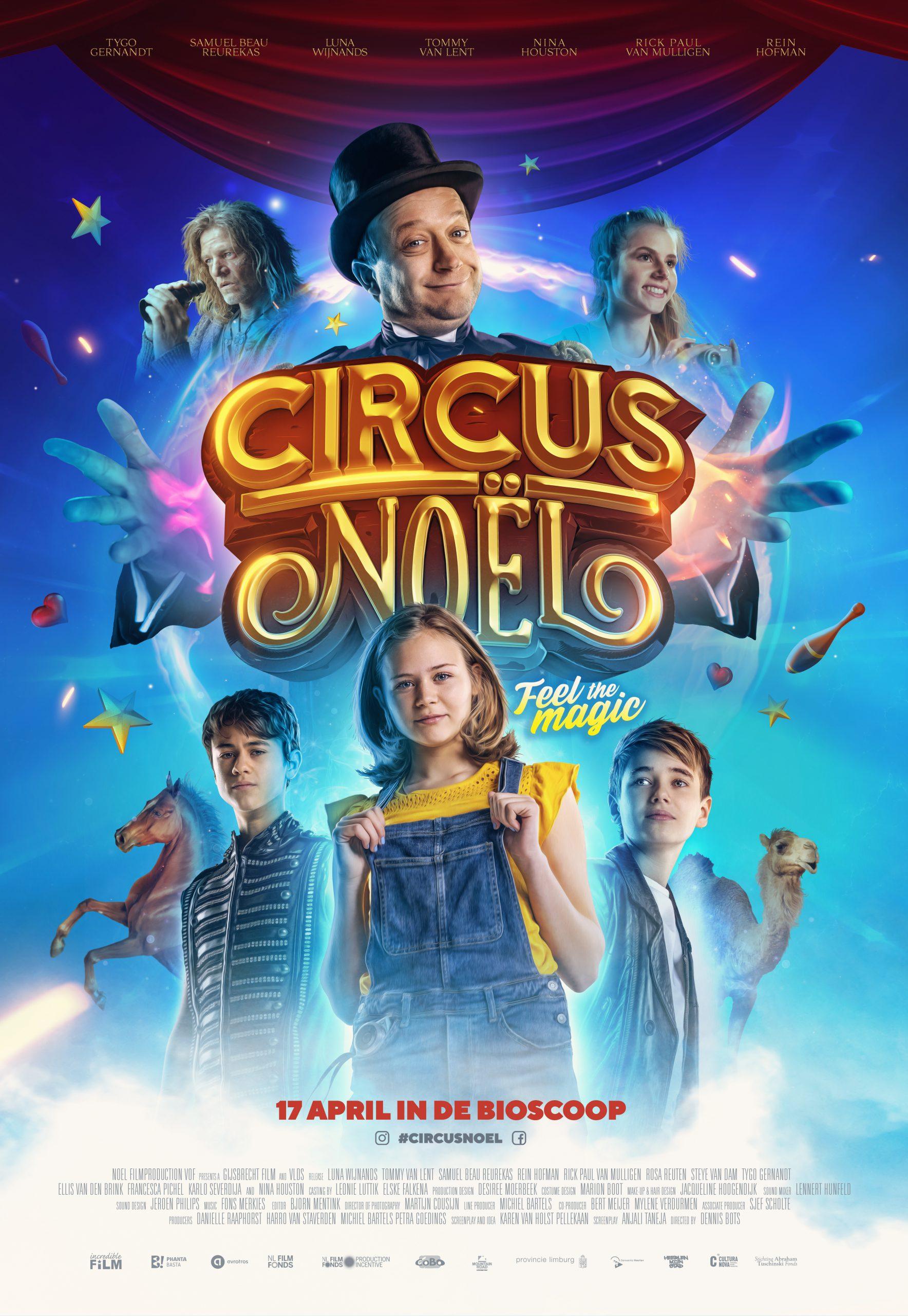 ROSH Studios Circus Noel