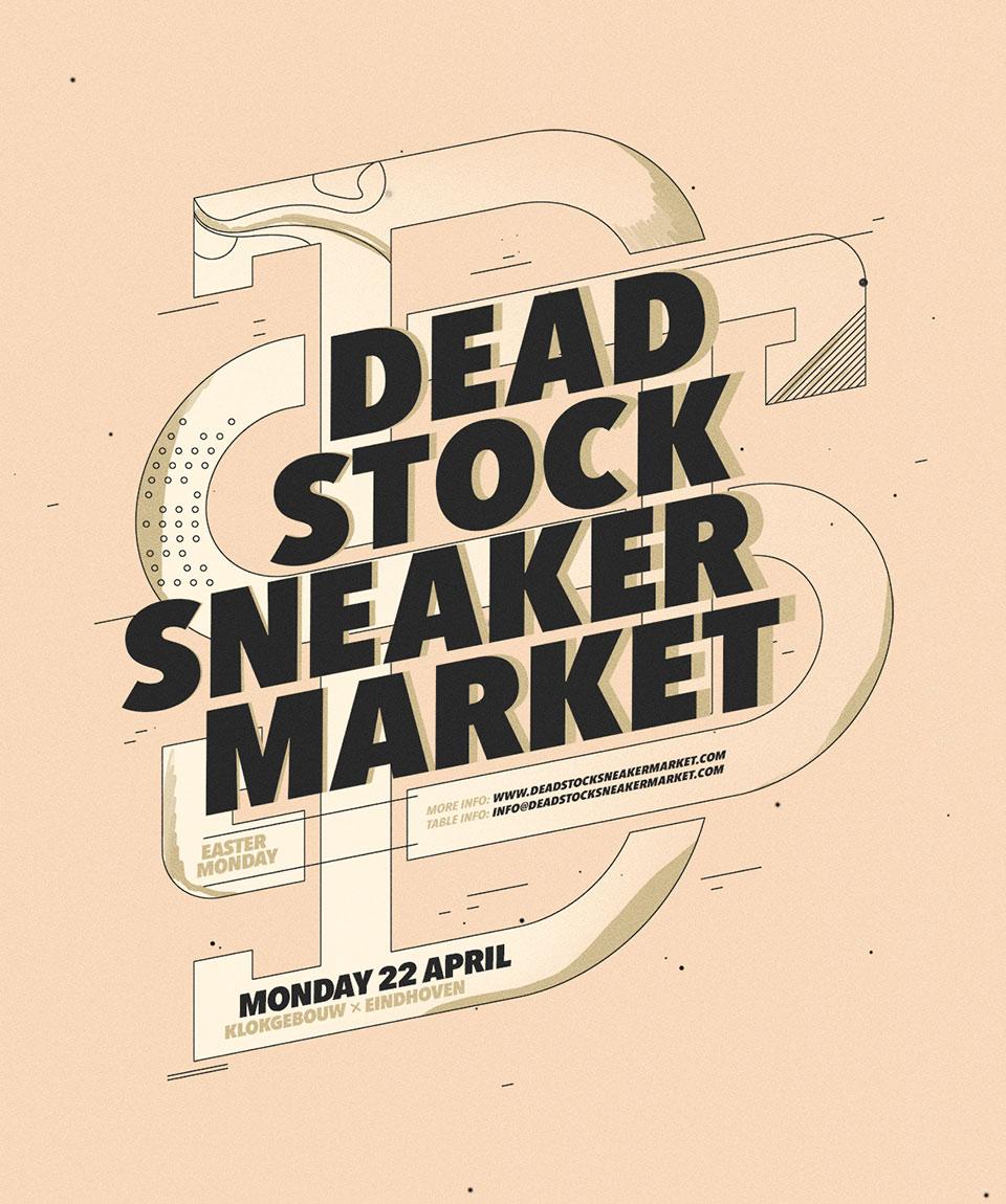 Deadstock Sneaker Market Eindhoven Klokgebouw