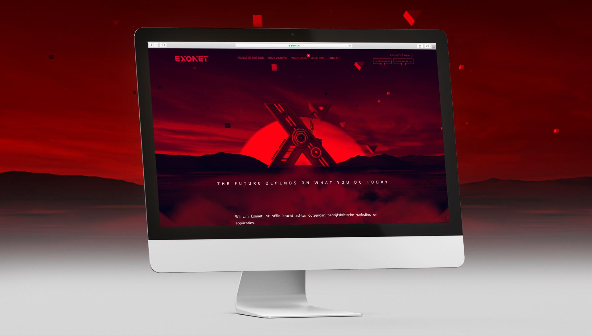 ROSH Studios Exonet Website