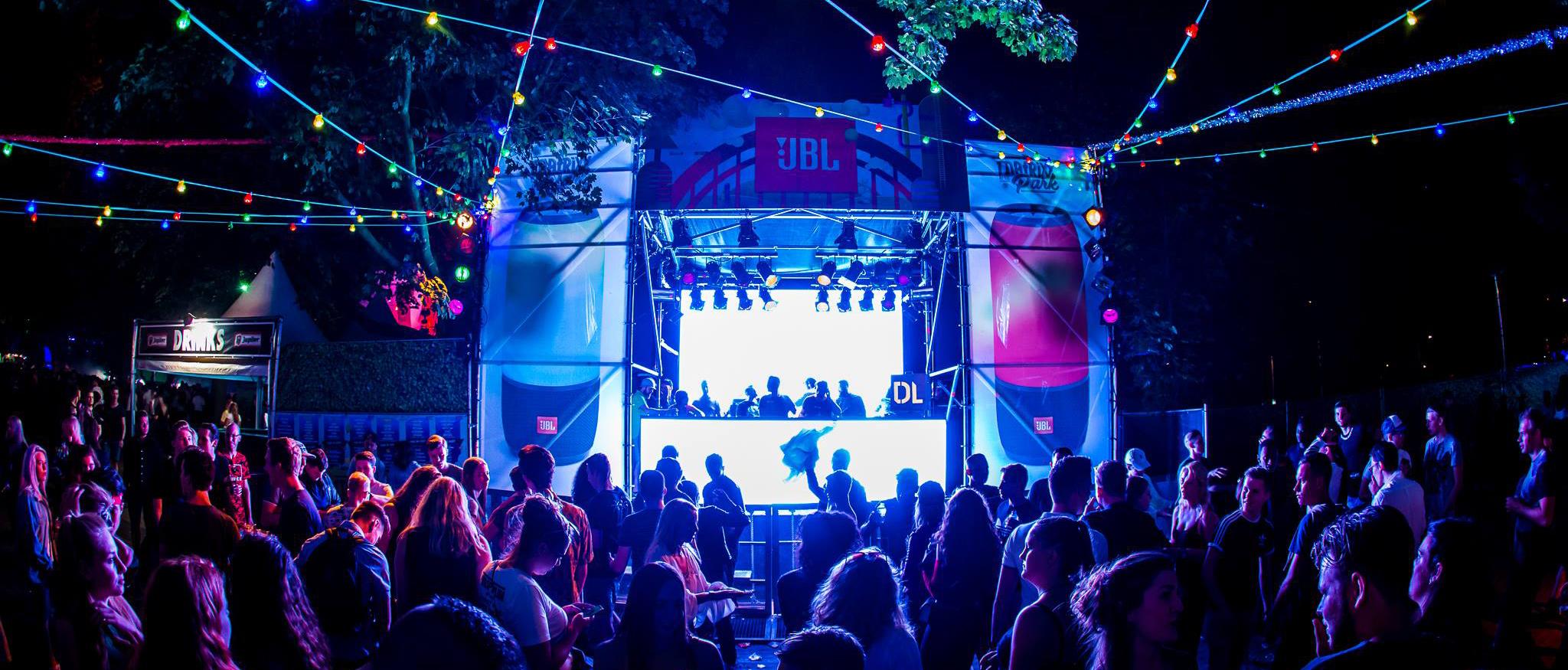 ROSH Studios Stage Design JBL Festival