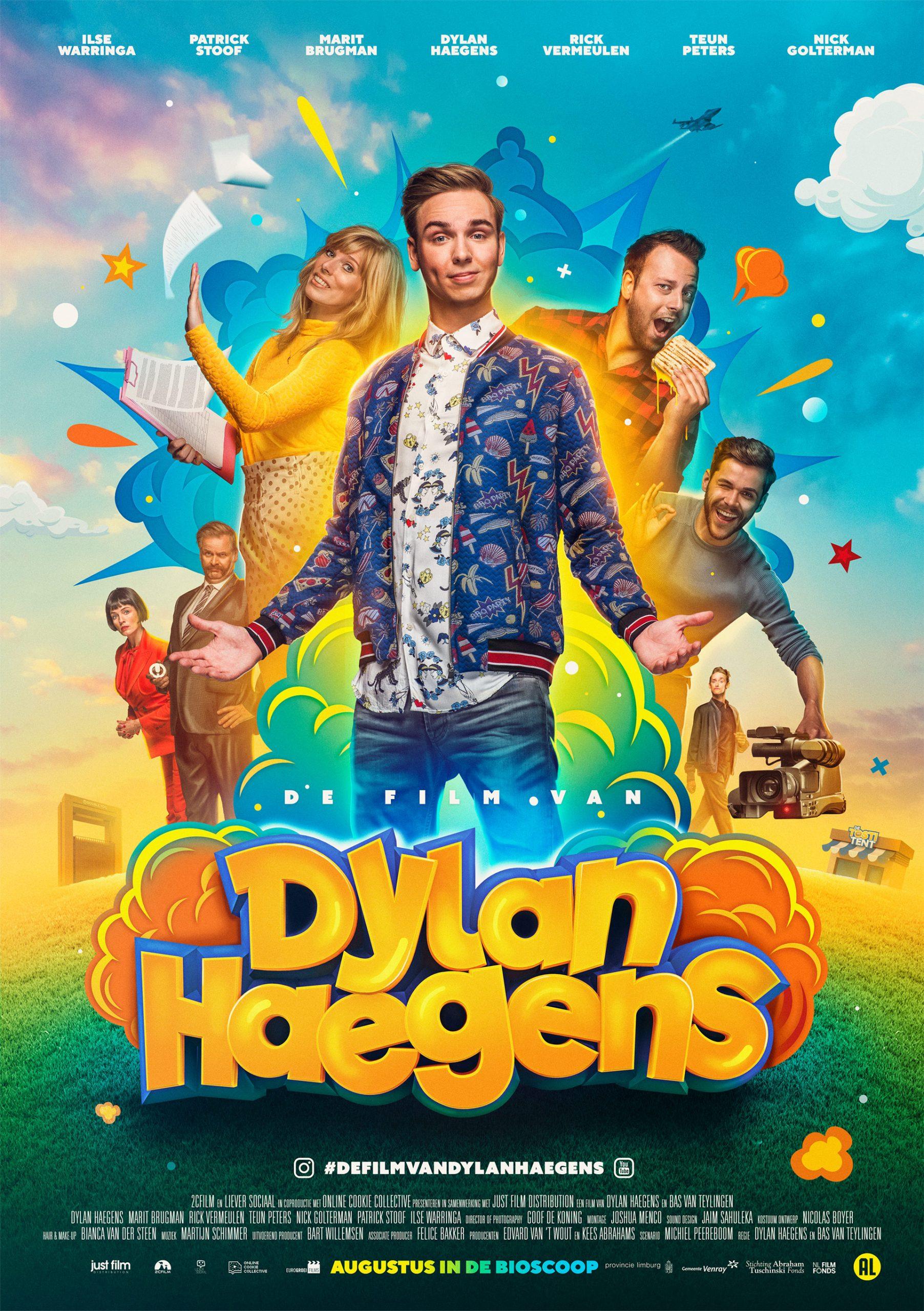ROSH Studios De Film van Dylan Haegens