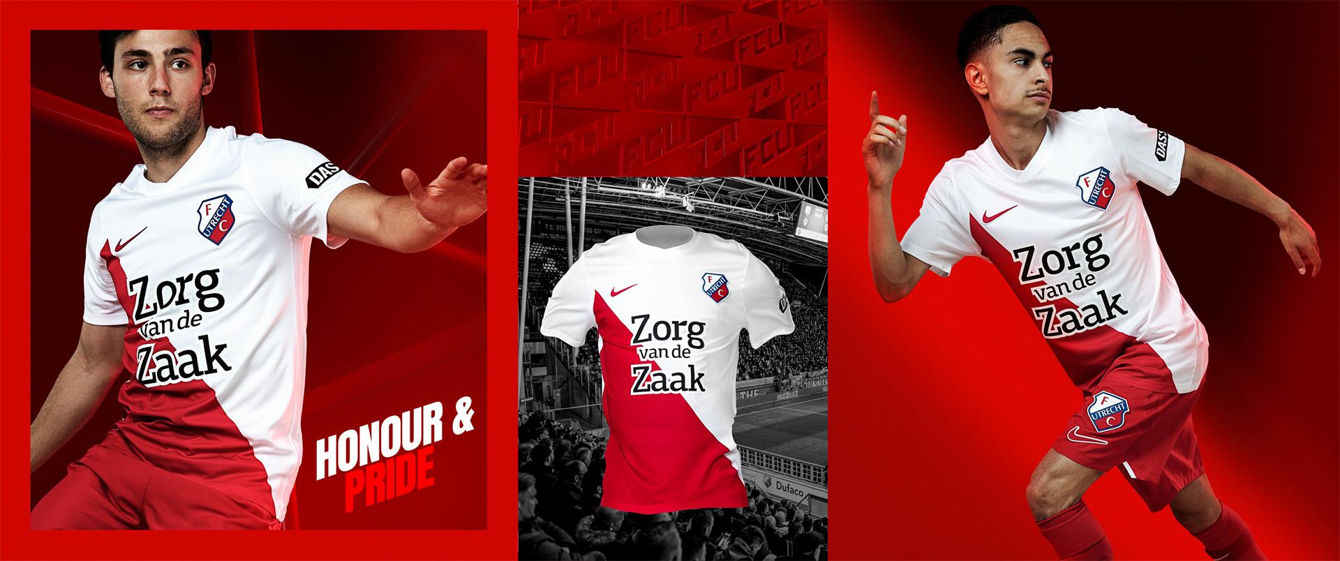 Nike ROSH Studios Van Overeem FC Utrecht Bousaid