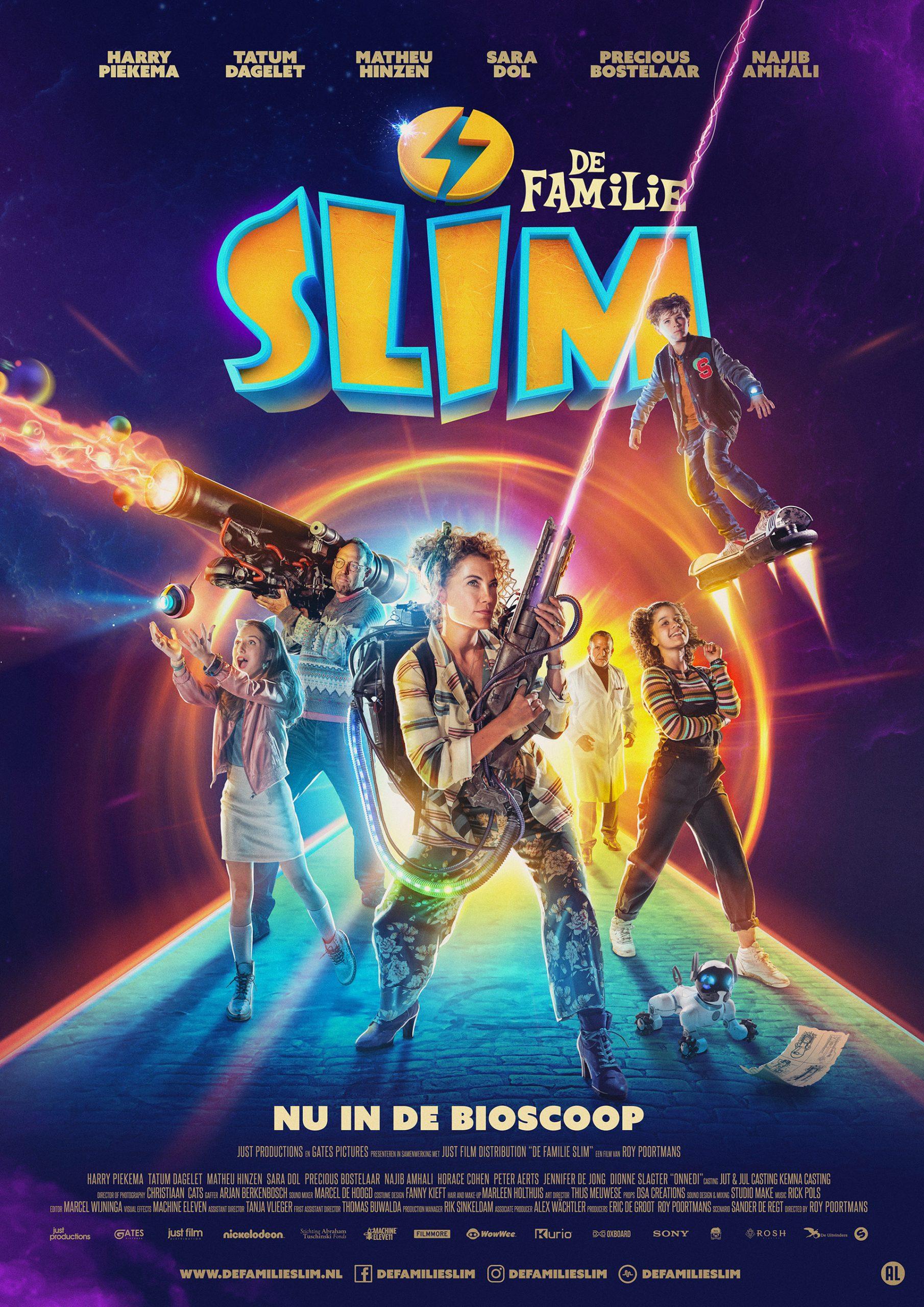 ROSH Studios De Familie Slim Film