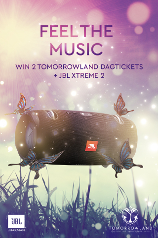 JBL ROSH Tomorrowland