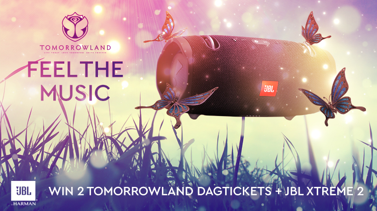 ROSH Studios JBL Tomorrowland