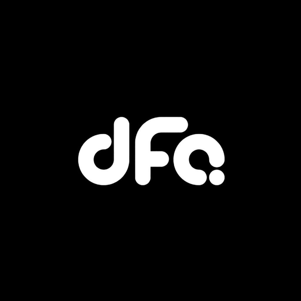 ROSH Studios Logo design DFA