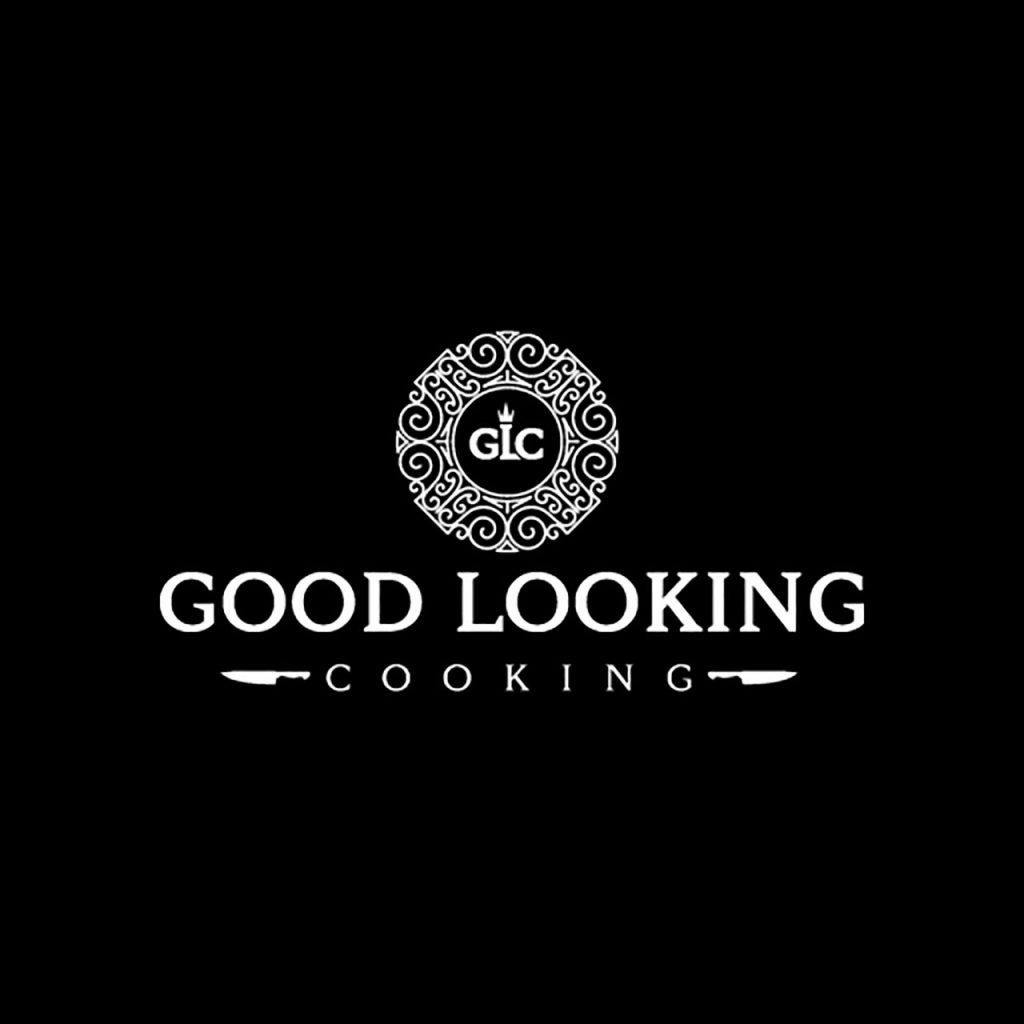 ROSH Studios Logo design Good Looking Cooking