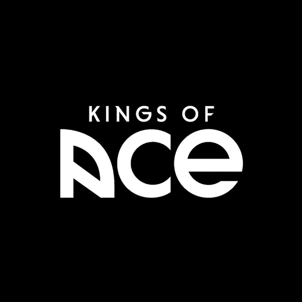 ROSH Studios Logo design Kings of Ace Agency