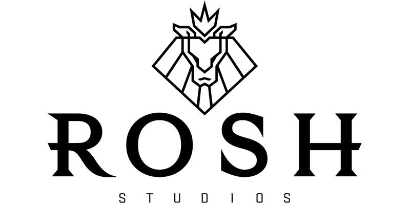 ROSH Studios logo