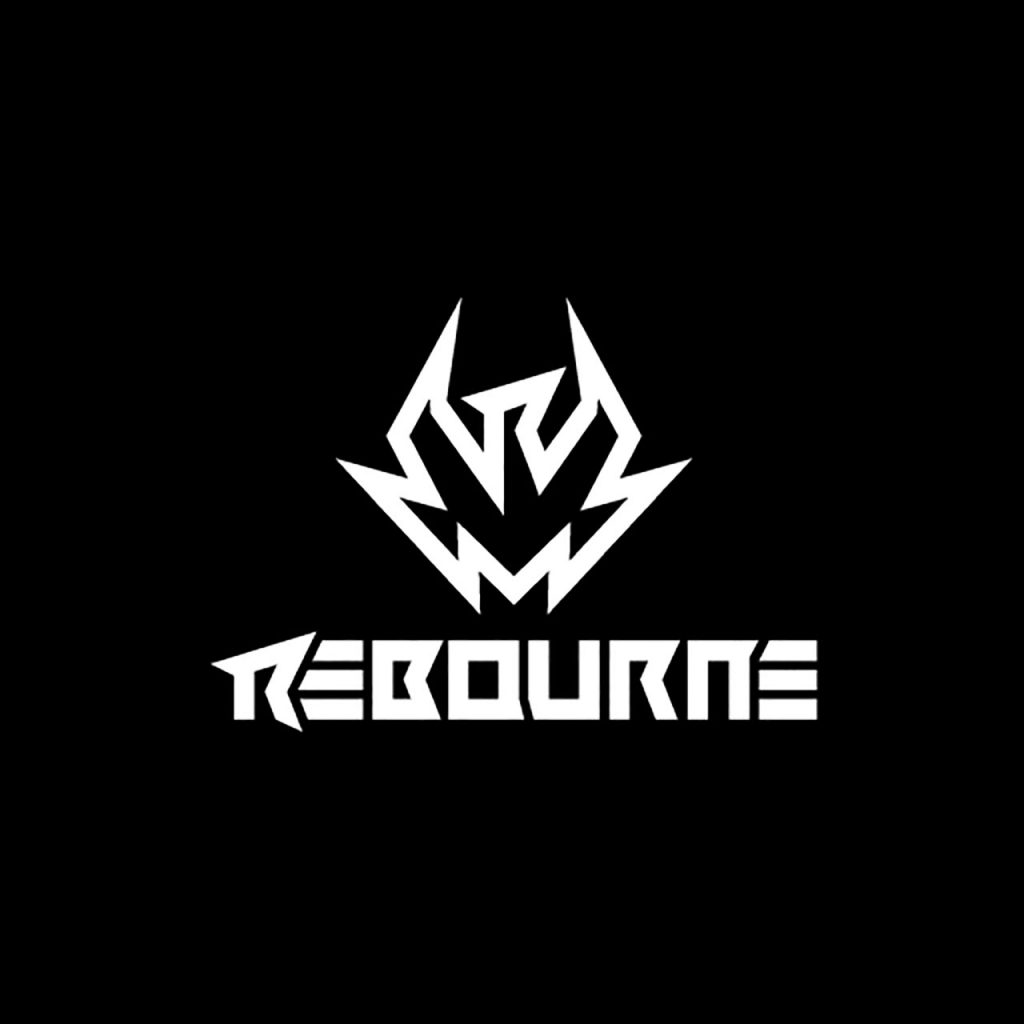ROSH Studios Logo design Rebourne
