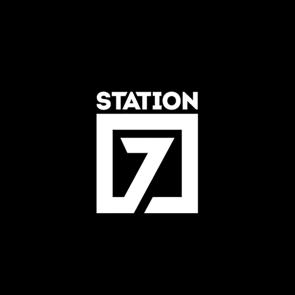 ROSH Studios Logo design Station 7