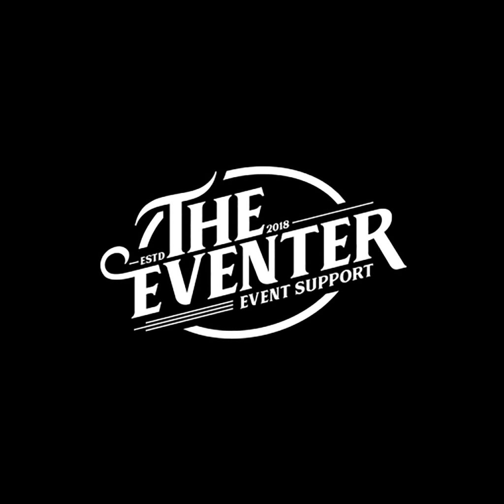 ROSH Studios Logo design The Eventer