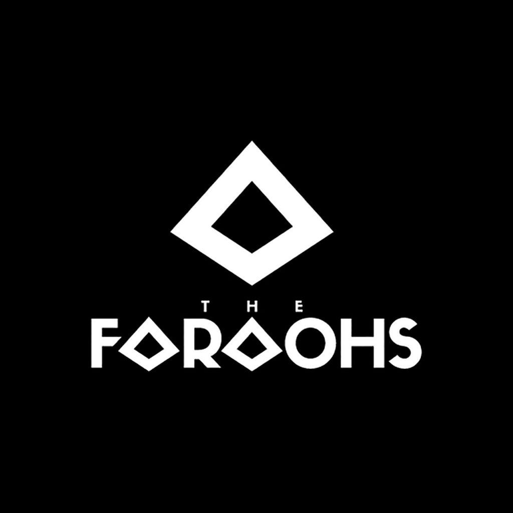 ROSH Studios Logo design The Faraos