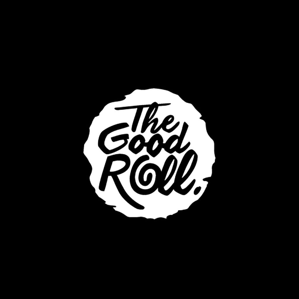 ROSH Studios Logo design The Good Roll