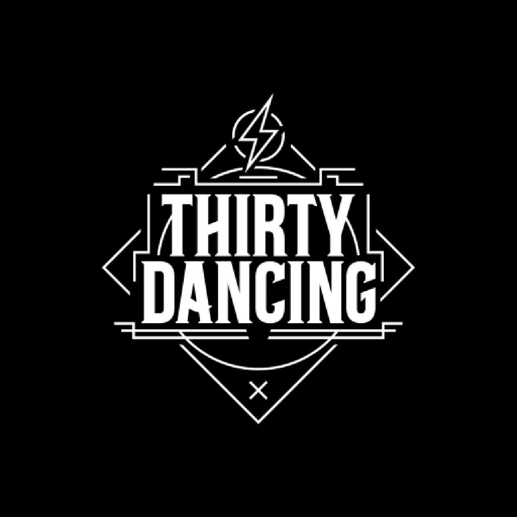 ROSH Studios Logo design Thirty Dancing