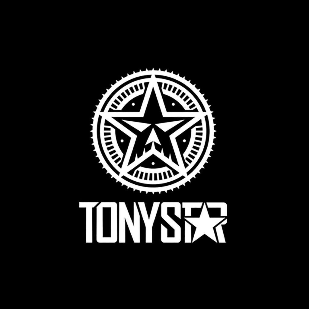ROSH Studios Logo design Tony Star