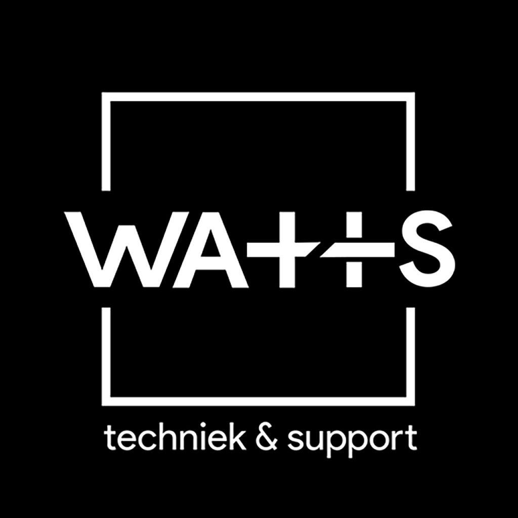 ROSH Studios Logo design WATTS