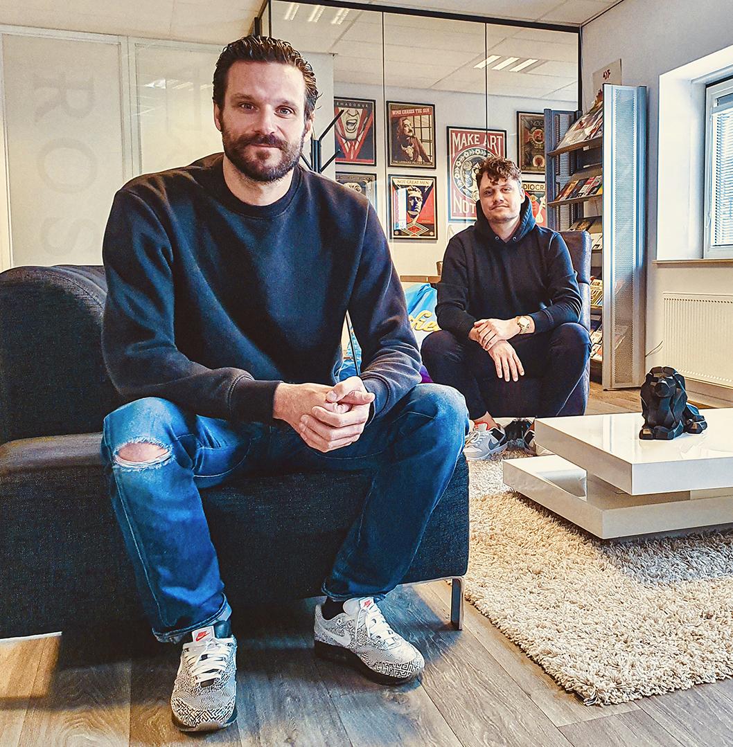 ROSH Studios Robbert den Boer Robbin Snijders Nijmegen
