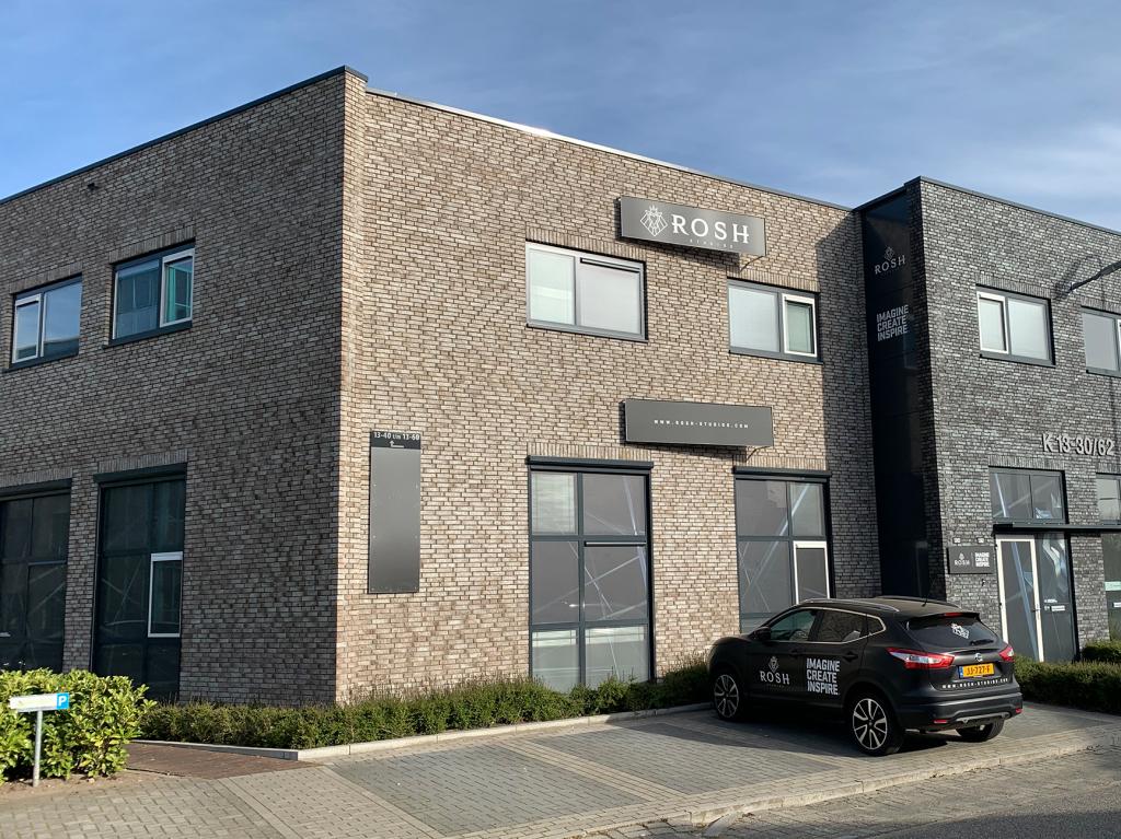 ROSH Studios Kerkenbos 1362 Nijmegen Kantoor